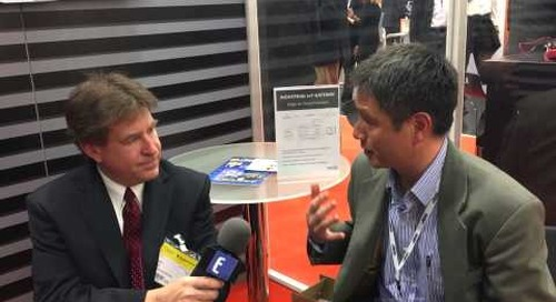 Embedded World 2016 Video: Mentor moves cyber security forward for IoT
