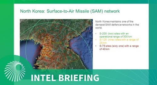Intel Briefing: North Korea's recent military and diplomatic activities