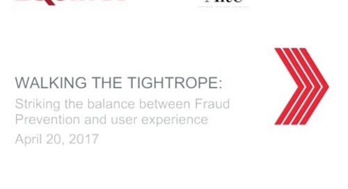 Walking the Tightrope: Striking the Balance between Fraud Prevention and User Experience