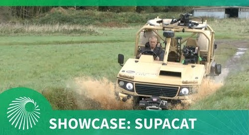 Showcase: Supacat's LRV400