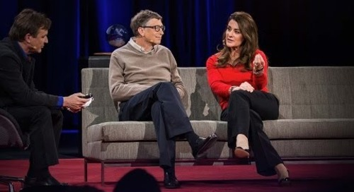 Why giving away our wealth has been the most satisfying thing we've done... | Bill and Melinda Gates