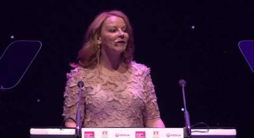 Amanda Mackenzie - 2017 Awards Gala Dinner