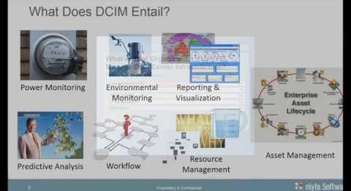 Think big!  DCIM is More than a Tool - Webinar Recording