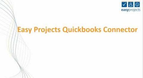 Quickbooks Connector Demo
