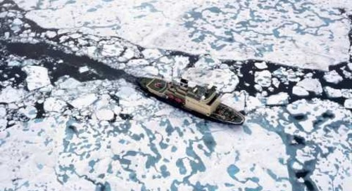 Arctic Icebreaker Expeditions: Kapitan Khlebnikov