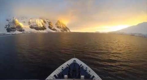 Adventure Travel: In the Polar Regions