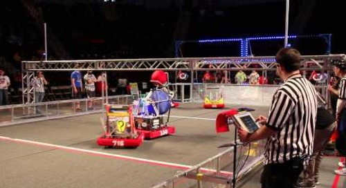 FIRST Robotics Regional Championships, Boston