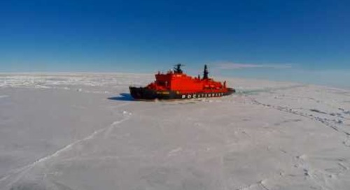 North Pole: Ready to go to the Top of the World?