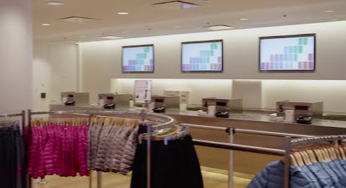 [Video] UNIQLO Systems Installation
