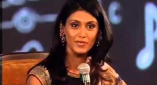 Young Philanthropist Of The Year  Roshni Nadar