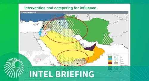 Intel Briefing: Missiles in the Gulf - An exploration of the Gulf Weapons market 2017-26