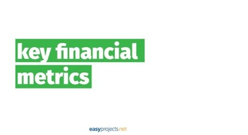 Project Budget: Key Financial Metrics - Project Management Made Easy