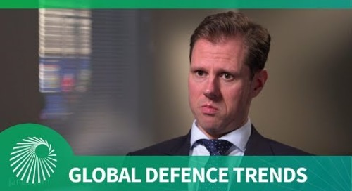 The top five trends shaping the global defence markets