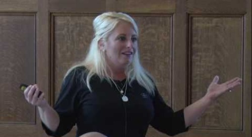 Successful collaboration--Cassie McAllister at LeadingAge Washington