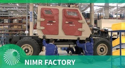 Showcase: NIMR manufacturing facility