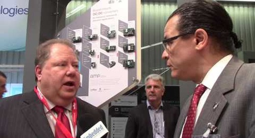 PCIM: Murata describes their new power supplies