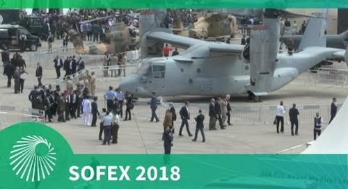 SOFEX 2018: Post show review