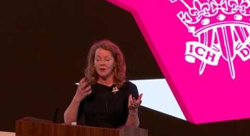 #RBweek 2017 - The Future of Digital is Human - Amanda Mackenzie OBE
