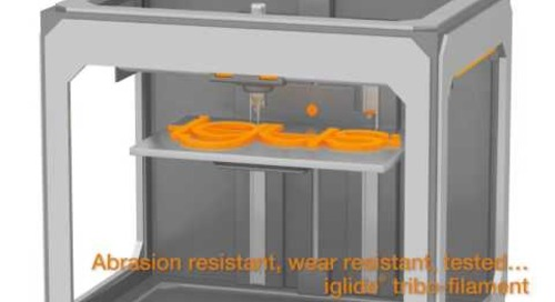 "igus ""Vitamins"" for 3D printers"