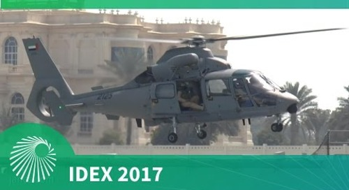 IDEX 2017: Capability demonstration highlights