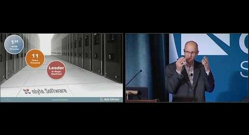 Gartner Panel 2015: How Leaders Increase Data Center Efficiency & Effectiveness