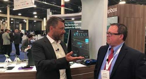 Mapbox at TU Automotive 2018
