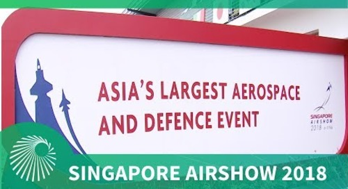 Singapore Airshow 2018 Overview