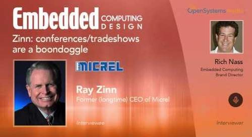 Zinn: conferences/tradeshows are a boondoggle