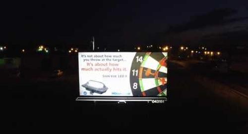 Acuity Brands Billboard & Sign Lighting Solutions – Video Vignette