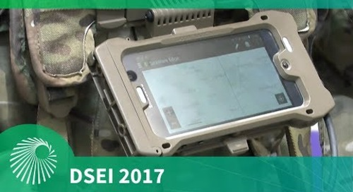 DSEI 2017: Tactical Hotspot BAE Systems