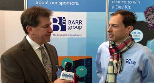 The Barr Group at Embedded World 2018