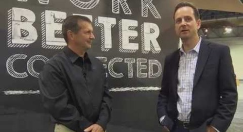 ASUG News Interview with Dr. Werner Hopf at SAP TechEd 2015