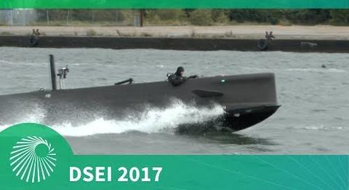 DSEI 2017: JFD's submersible SEAL carrier