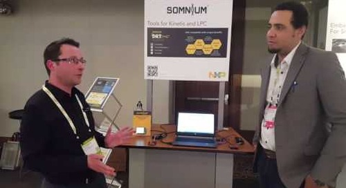 NXP FTF 2016: The MCU memory bottleneck and optimized IDEs