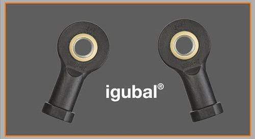 Second Generation igubal Rod Ends