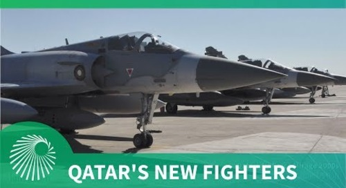 More money than sense? Qatar's shopping spree for new fighters continues unabated