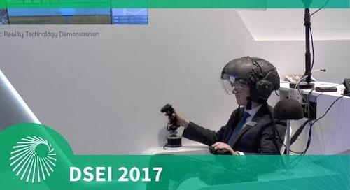 DSEI 2017: Striker II - Mixed reality technology
