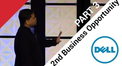 2nd Business Opportunity - Muhammed (Mohi) Mohiuddin, Dell