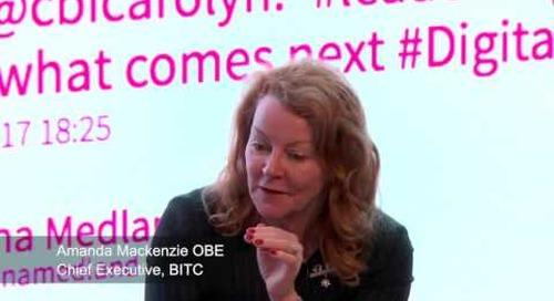#RBweek 2017 - The Future of Digital is Human Panel Debate