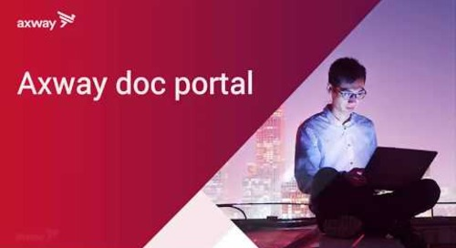 Find The Information You Need With The Axway Doc Portal