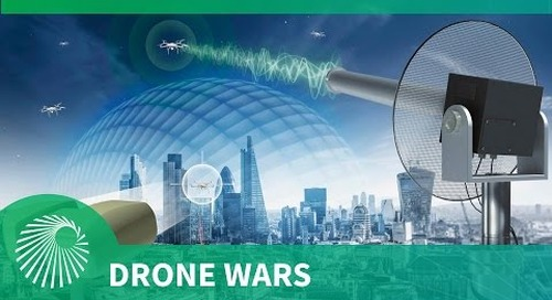 Drone Wars - Industry races to detect and defeat illicit UAVs