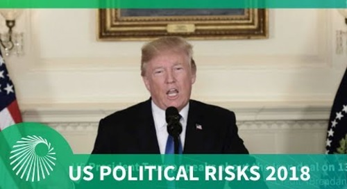 US Political Risks in the Year Ahead