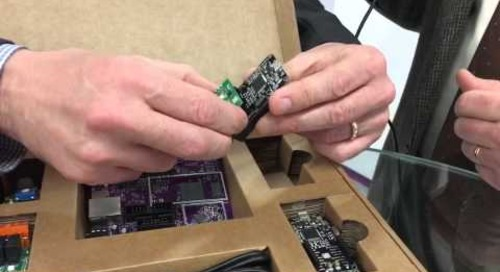 Embedded World 2016 Video: Imagination packs IoT in a box