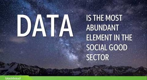 Data:  What is it? How can you use it?  Why should you care?