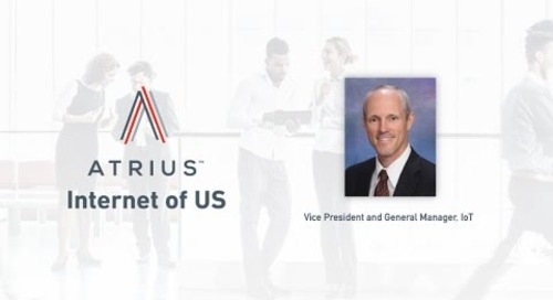 WEBINAR: Revealing Brilliant Experiences - Atrius IoT revealed