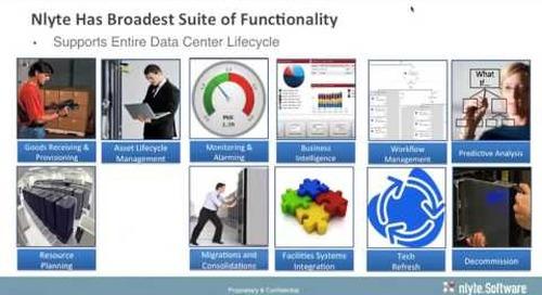 Bolster HPE ITSM with Data Center Service Management (DCSM) - Webinar Recording