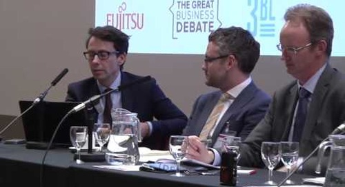 Great Business Debate: Moving the Dial on Trust