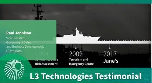 L3 Technologies Video Testimonial