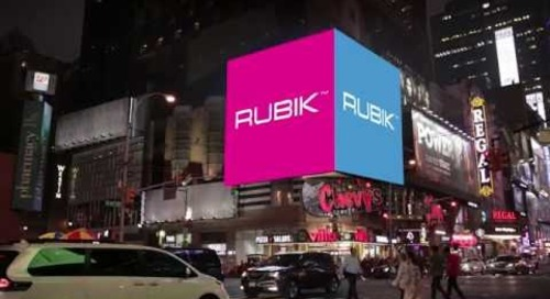 Rubik Commercial Lighting's 2016 NY Times Square Debut – Mark Architectural Lighting