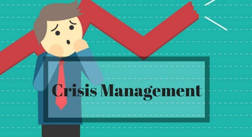 5 steps of Crisis Management that project managers should undertake during hardships
